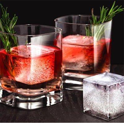 hielo grande para cocteleria premium