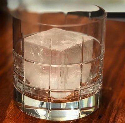 hielo grande para whisky