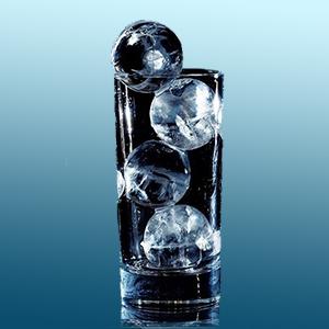 hielos redondos