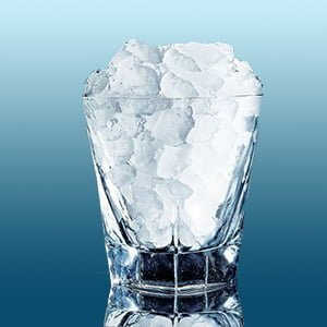 hielo pepitas